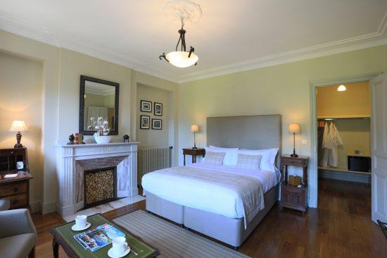 Chambre De Luxe Chambres d'Hôtes Mazamet La Villa de Mazamet Chambres et Table d'hotes De Luxe