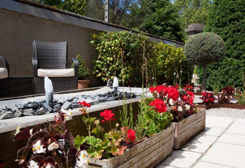 Le Jardins a La Villa de Mazamet, Chambre et Table D'hote De Luxe, Mazamet Tarn