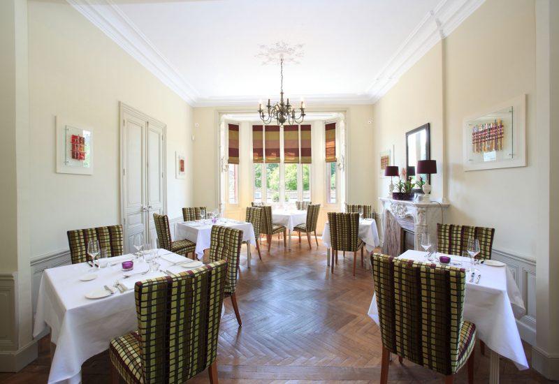 Salle a Manger a La Villa de Mazamet Chambre et Table D'hote de Luxe Mazamet Tarn