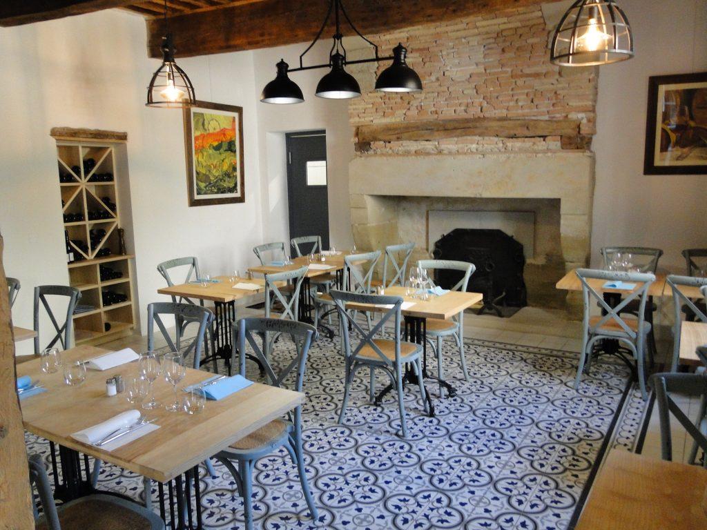 Restaurant autour de Mazamet - Le Jardin du Clocher à Lautrec
