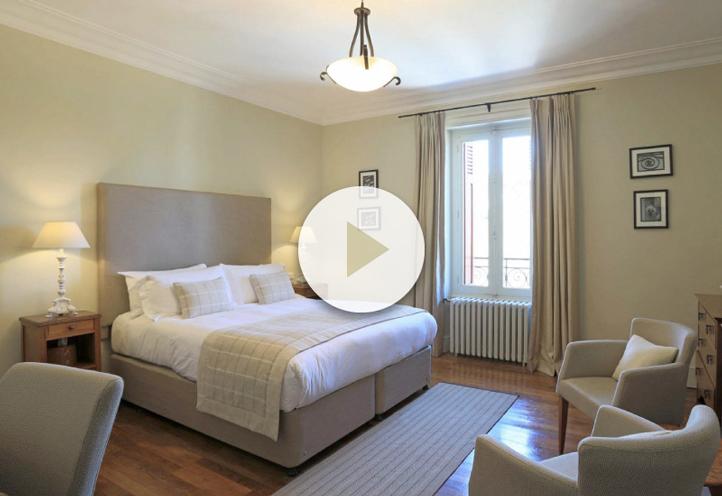 Villa de Mazamet Bedroom