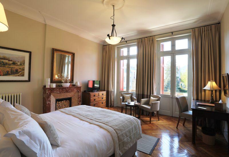 Superior Ensuite 3 Chambres d'Hôtes Mazamet La Villa de Mazamet Luxury Bed and Breakfast SW France SW France