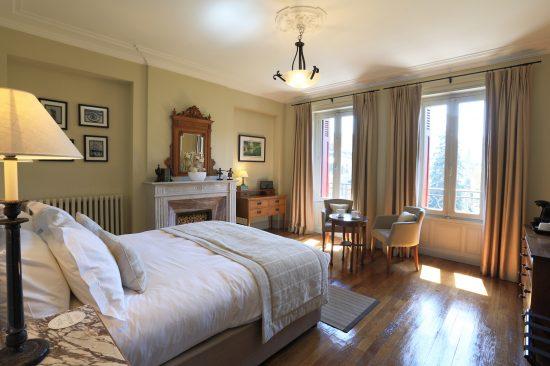 Deluxe Suite 3 Chambres d'Hôtes Mazamet La Villa de Mazamet Luxury Bed and Breakfast SW France