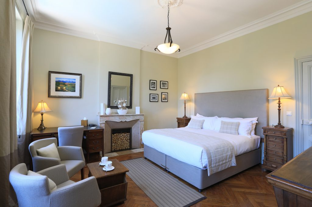 Superior Double/Twin Room at La Villa - SW France Bed and Breakfast