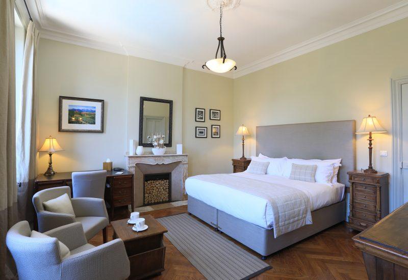 Superior Double 2 Chambres d'Hôtes Mazamet La Villa de Mazamet Luxury Bed and Breakfast SW France