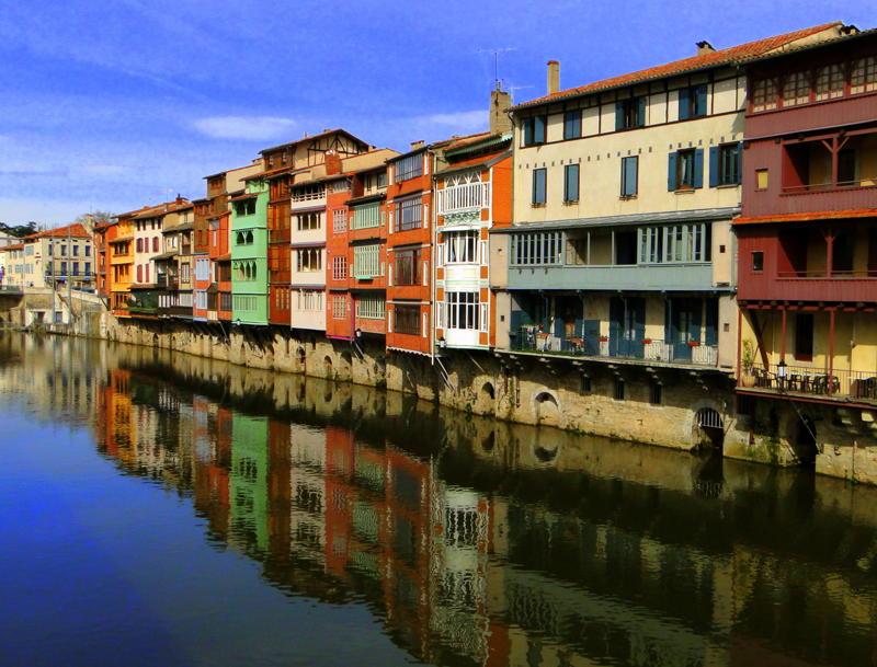 Castres, River Agout