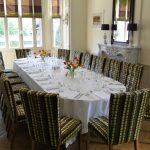 Exclusive Use Dining Table Chambres d'Hôtes Mazamet La Villa de Mazamet Luxury Bed and Breakfast SW France