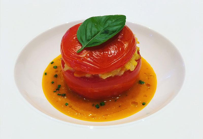 Tomato farce