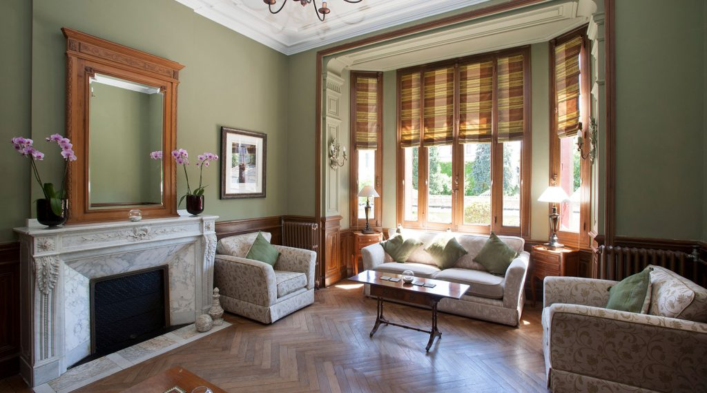 guest lounge Chambres d'Hôtes Mazamet La Villa de Mazamet Luxury Bed and Breakfast SW France
