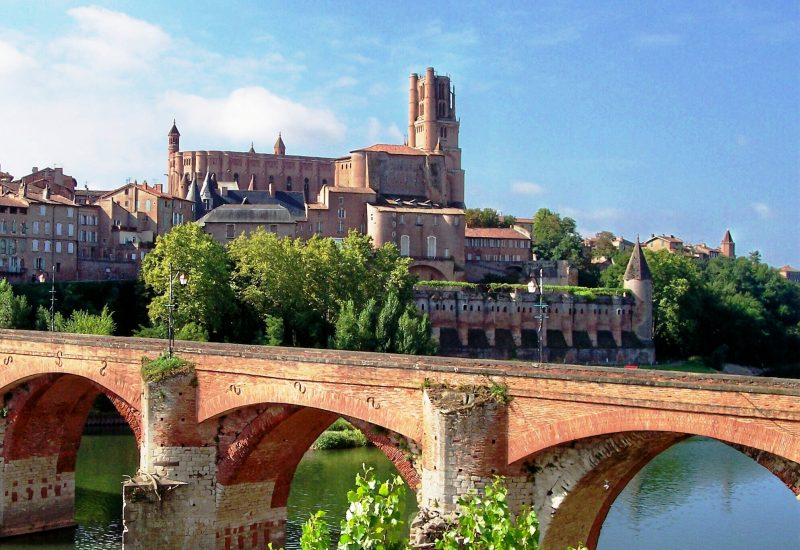 Albi Bridge & Cathedral Chambres d'Hôtes Mazamet La Villa de Mazamet Luxury Bed and Breakfast SW France