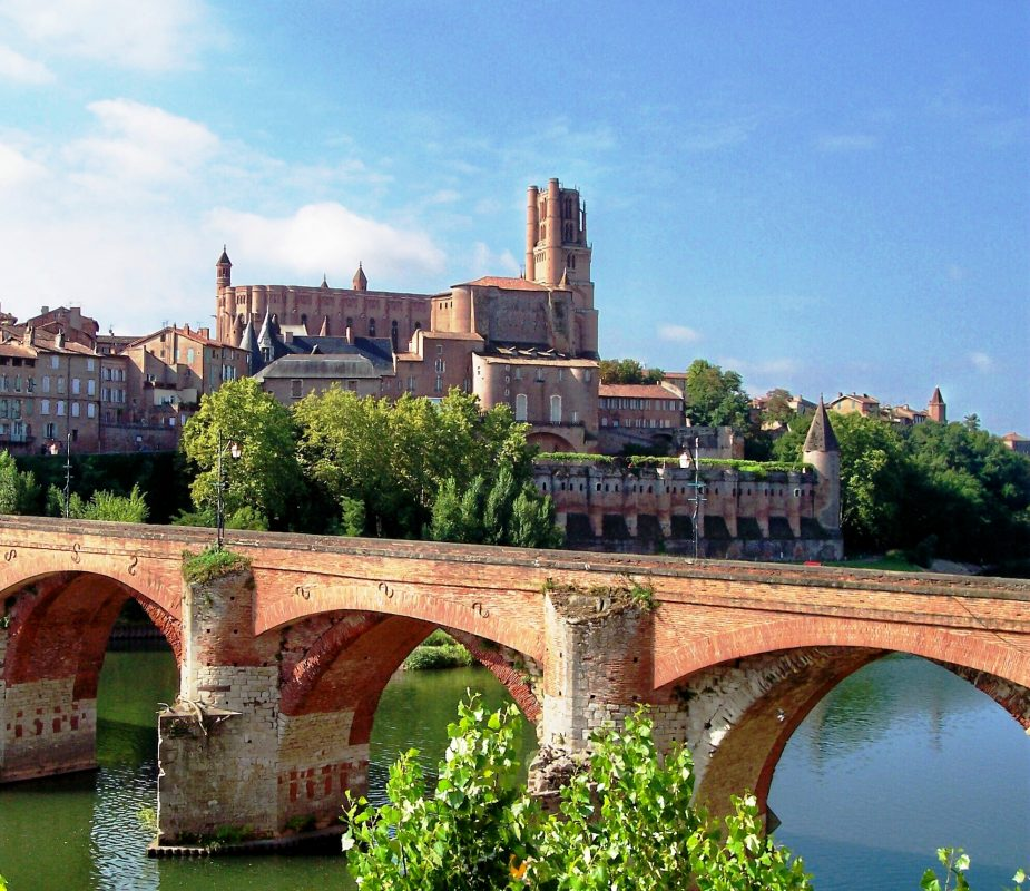 Albi Bridge & Cathedral Chambres d'Hôtes Mazamet La Villa de Mazamet Luxury Bed and Breakfast SW France