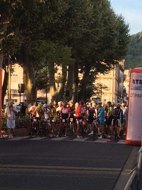 Jalabert Cycle Race Start 2017