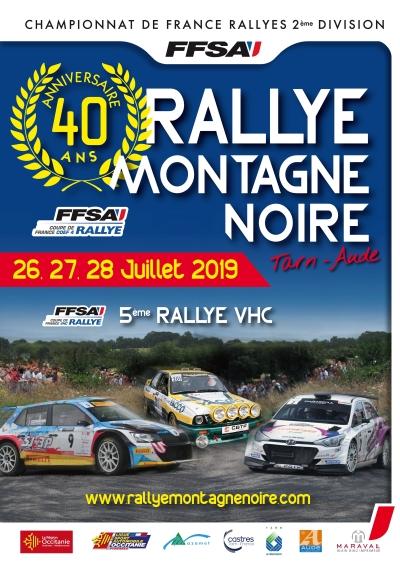 2019 Rallye du Montagne Noire