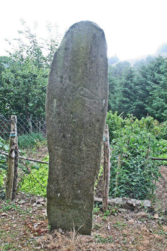 Neolithic monument near Mazamet