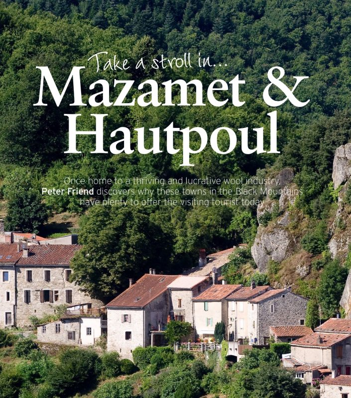 France Magazine Mazamet Article