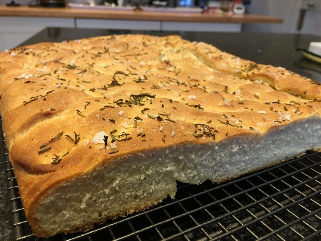 Focacia Bread