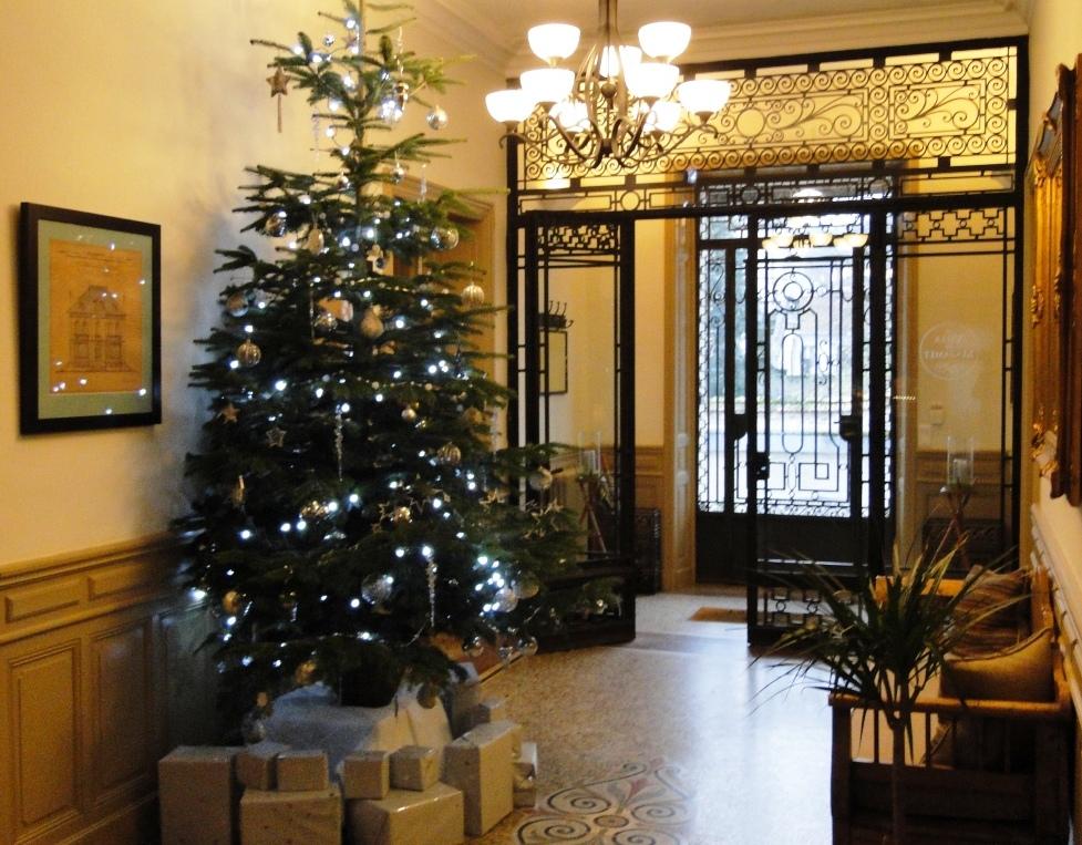 Christmas at La Villa
