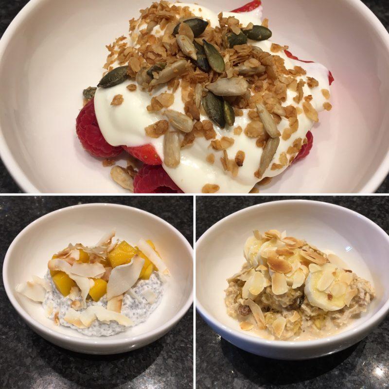 La Villa Breakfast Bowls