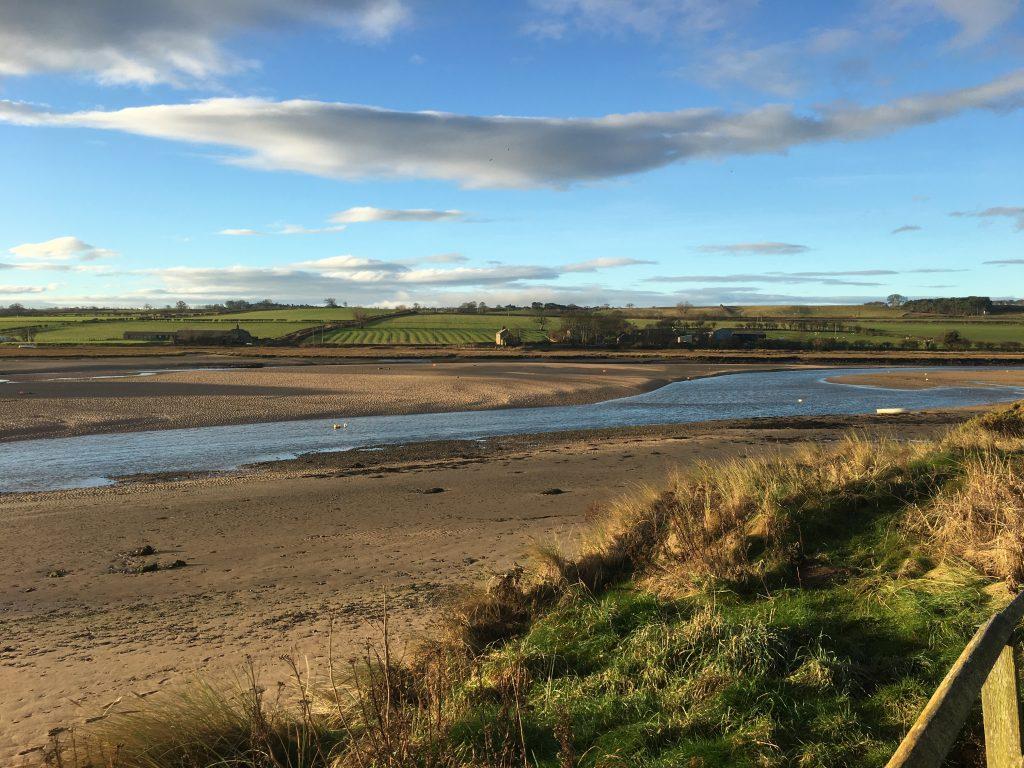 Northumbrian Coastline