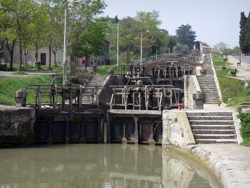 Locks of Fonseranes