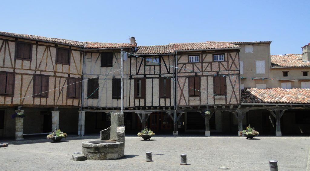 Place du Marche Lautrec