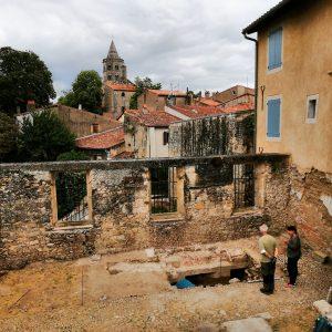 fouilles au Bastion de #Labruguière #tarn