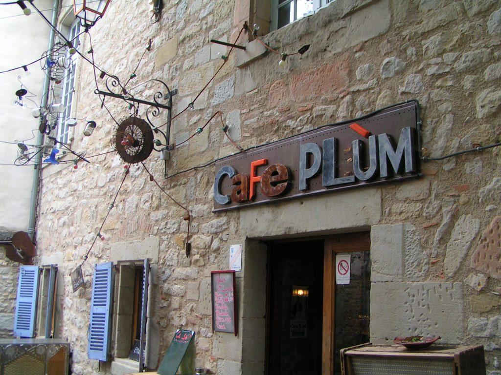 Cafe Plum Lautrec