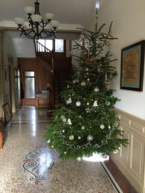 Christmas Tree La Villa 2019