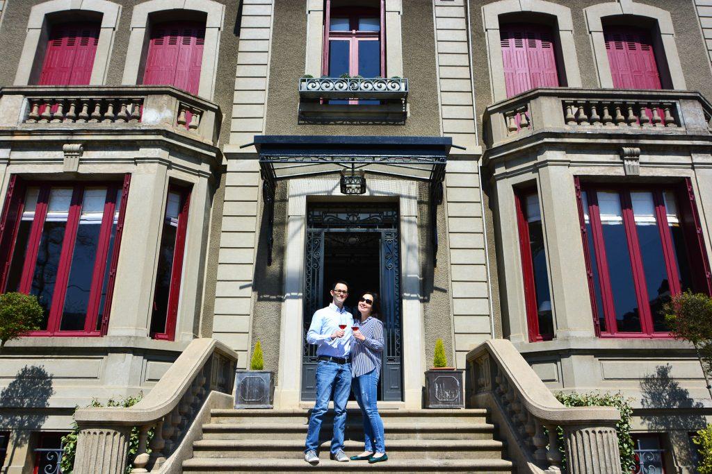 The news owners of La Villa de Mazamet