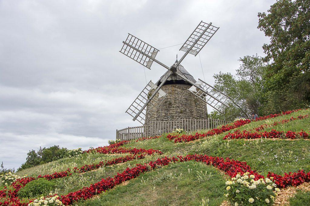 Autour de Mazamet - Le moulin de Lautrec