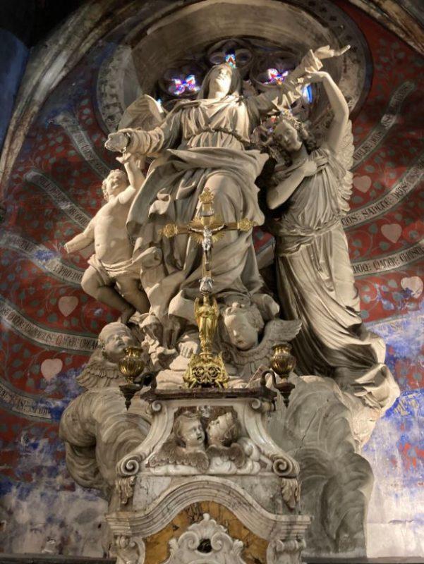 Church Rabastens Toulouse Mazamet