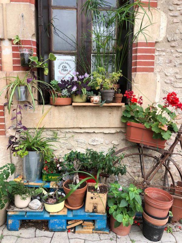 Lautrec French village